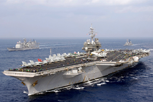 aircraft carrier naval technology