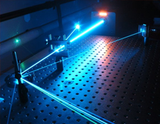 branches of physics lasers