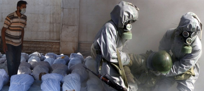 greener solutions to destroy chemical weapons agents