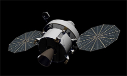 orion spacecraft mars misison
