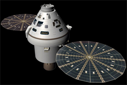 orion spacecraft nasa